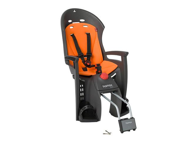 Hamax Siesta Kindersitz schwarz/orange